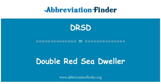 DRSD: Double Red Sea Dweller