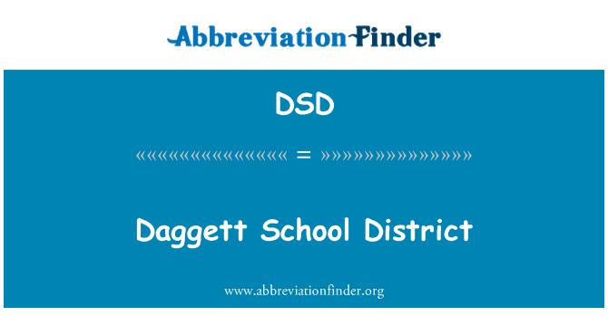 DSD: Daggett School District