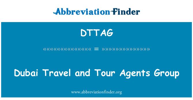 DTTAG: Dubai Travel and Tour Agents Group