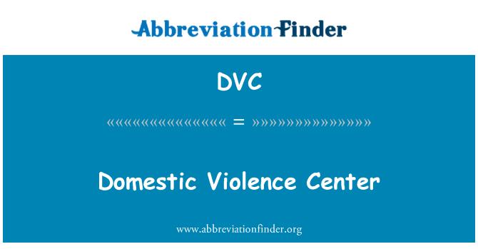 DVC: Teistest vägivalla Center