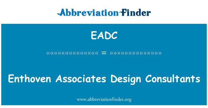 EADC: Enthoven Associates Design Consultants