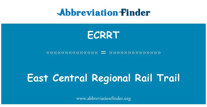ECRRT: East Central Regional Rail Trail
