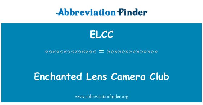 ELCC: Enchanted Lens Camera Club