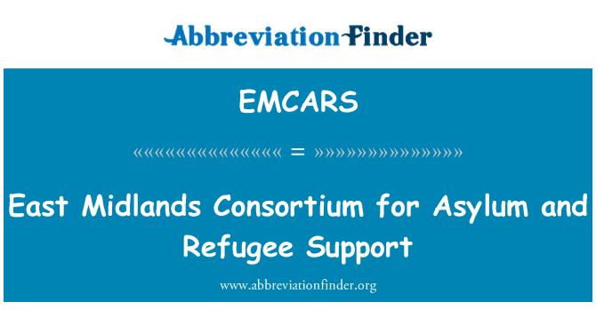 EMCARS: East Midlands Consortium for Asylum and Refugee Support