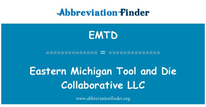 EMTD: Eastern Michigan alet ve kalıp ortak LLC