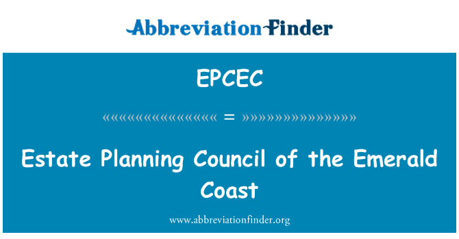 EPCEC: Estate Planning Council of the Emerald Coast