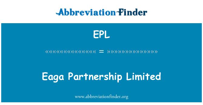 EPL: Eaga Partnership Limited
