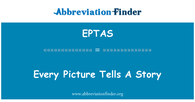 EPTAS: Cada imagen cuenta una historia