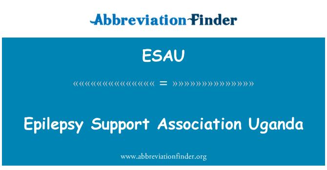 ESAU: Epilepsy Support Association Uganda