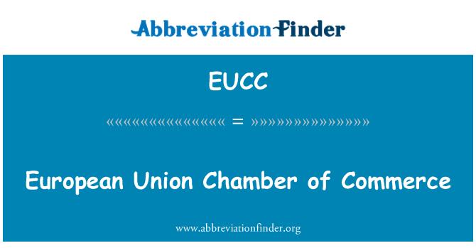 EUCC: Avrupa Birliği, ticaret