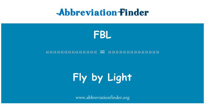 FBL: Fly by Light