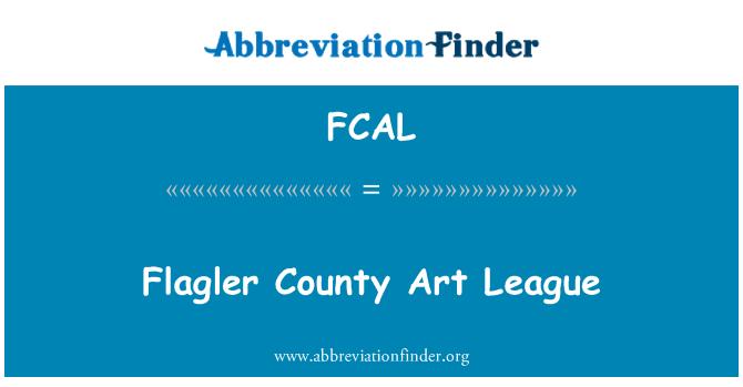 FCAL: Flagler County Art League