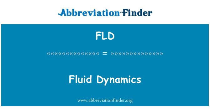FLD: Fluid Dynamics