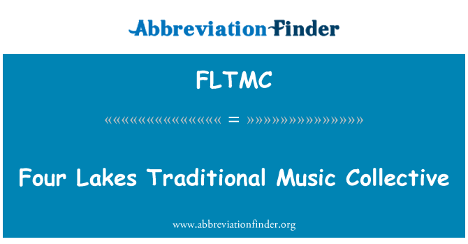 FLTMC: Four Lakes Traditional Music Collective
