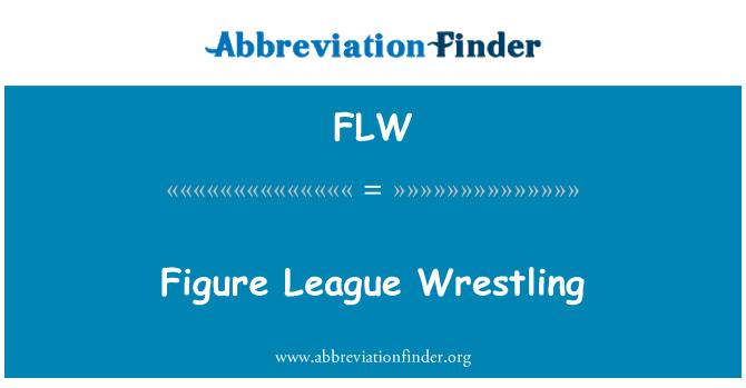 FLW: Figure League Wrestling