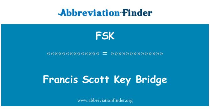 FSK: Francis Scott Key Bridge