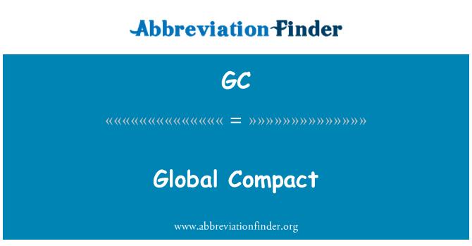 GC: Global Compact