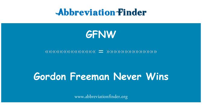 GFNW: Gordon Freeman nunca gana