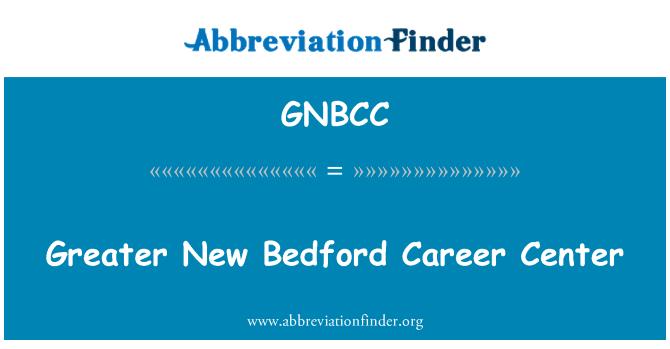 GNBCC: Greater New Bedford Career Center
