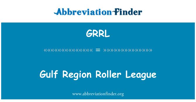 GRRL: Gulf Region Roller League