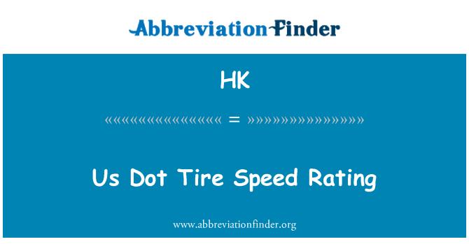 HK: 我们点轮胎的速度等级