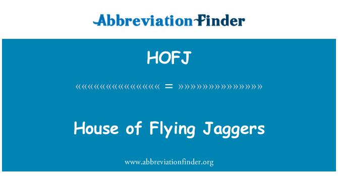 HOFJ: House of Flying Jaggers