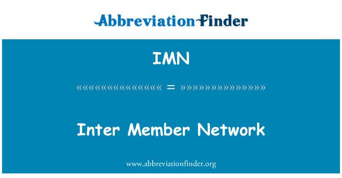 IMN: Inter Member Network
