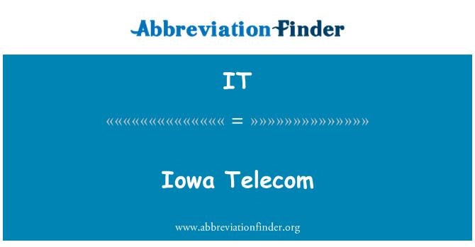 IT: Iowa Telecom