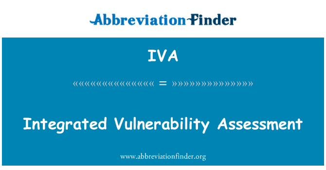 IVA: Integrated Vulnerability Assessment