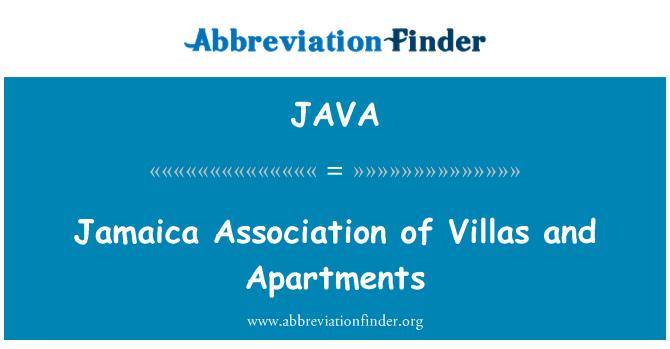 JAVA: Asociación de Jamaica de Villas y apartamentos