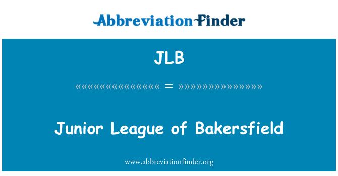 JLB: Junior League of Bakersfield