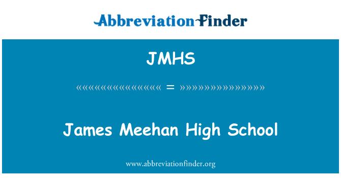 JMHS: James Meehan Lisesi