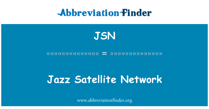 JSN: Jazz Satellite Network