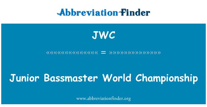 JWC: Junior Bassmaster World Championship