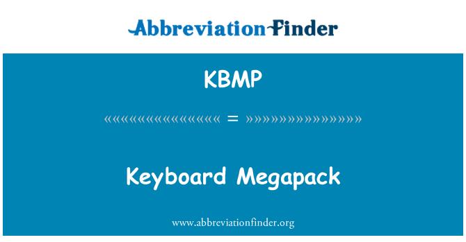 KBMP: Keyboard Megapack