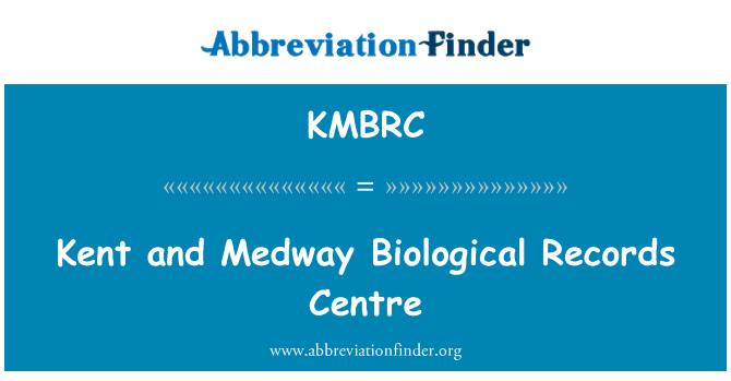 KMBRC: Kent and Medway Biological Records Centre