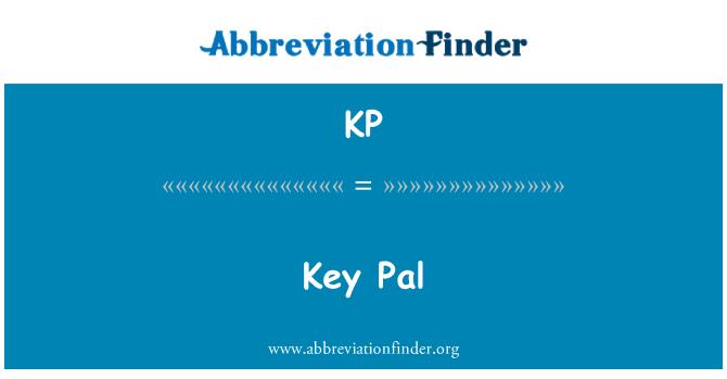 KP: Key Pal