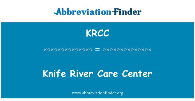 KRCC: Cuchillo río Care Center