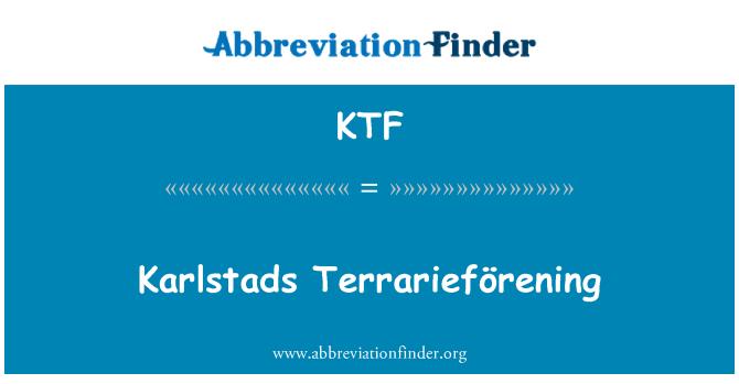 KTF: Karlstads Terrarieförening