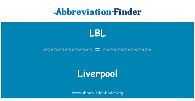 LBL: 利物浦