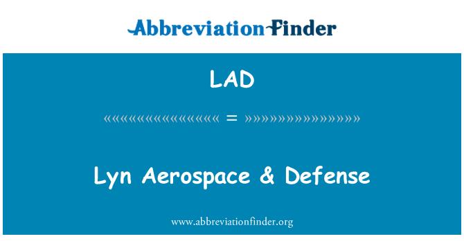 LAD: Lyn Aerospace & Defense