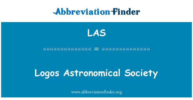 LAS: Logos Astronomical Society