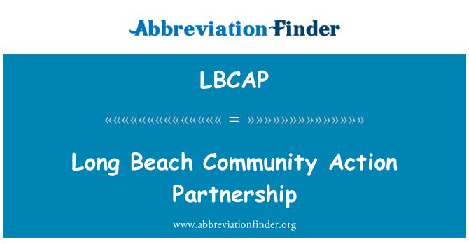 LBCAP: Long Beach Community Action Partnership