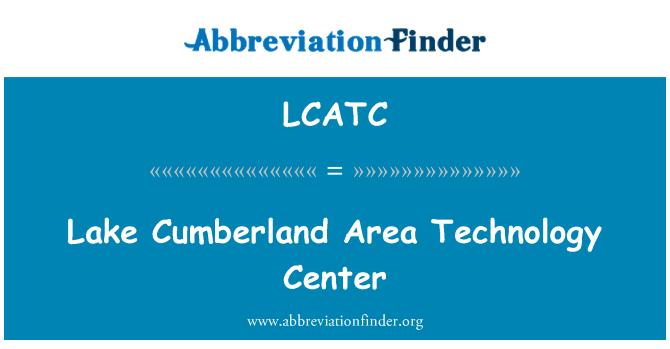 LCATC: Lake Cumberland Area Technology Center