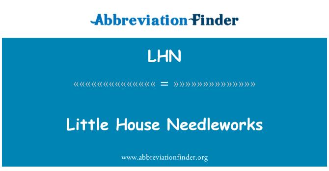 LHN: Little House Needleworks