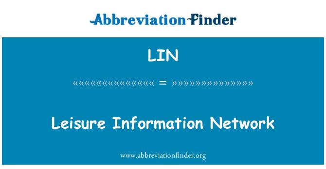 LIN: Leisure Information Network