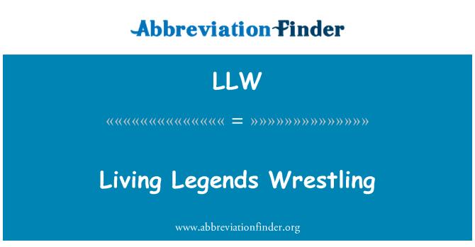 LLW: Living Legends Wrestling