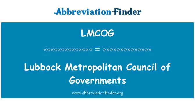 LMCOG: 拉伯克教区议会的政府
