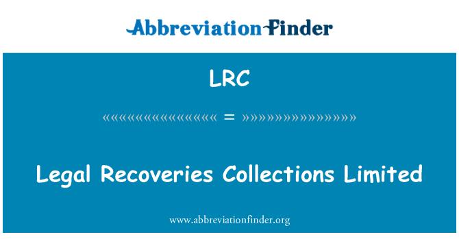 LRC: Undang-undang perolehan koleksi terhad
