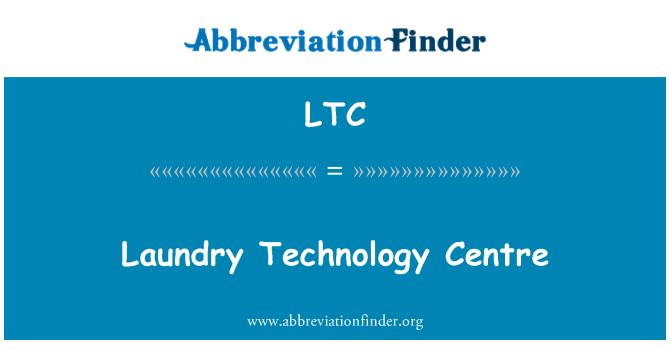LTC: Laundry Technology Centre
